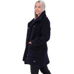 Bergans Oslo Wool LooseFit Veste Femme, dark navy